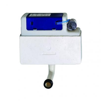 Pneumatic conceal cistern